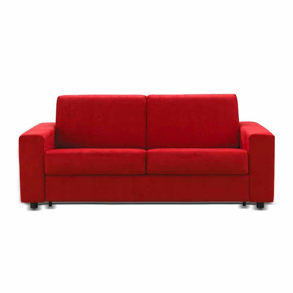 dreisitzer sofa modernes design aus kunstleder stoff made. Black Bedroom Furniture Sets. Home Design Ideas