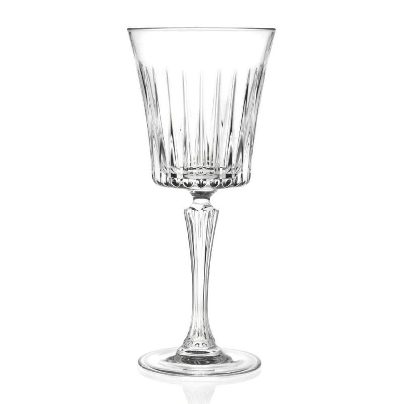 12 luxuriöse ökologische Kristallwasser Cocktail Weingläser - Senzatempo