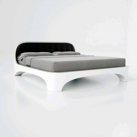 Doppelbett Luxuy Design Elegance Made in Italy