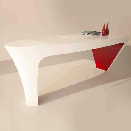 Schreibtisch modern Made in Italy Ashe
