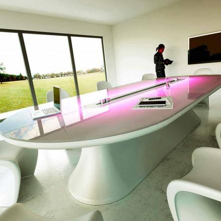 Büro Schreibtisch / Konferenztisch in modernem Design Info Table