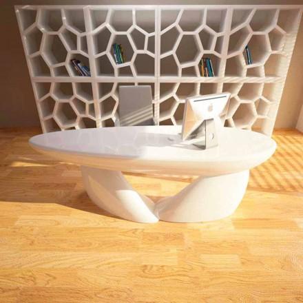 Schreibtisch in modernem Design Sofstone von Hand hergestellt