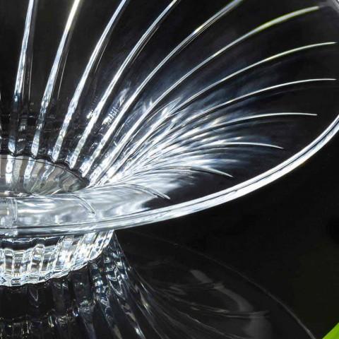 2 Ultraclear Superior Sound Glas Herzstück Luxus und Design - Senzatempo