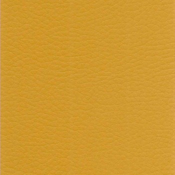 4 Küchen- oder Wohnzimmerstühle in farbigem Ecoleather- und Metalldesign - Hermine