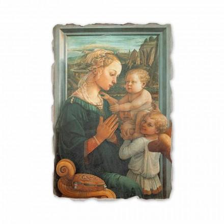 Fresko Filippo Lippi Madonna mit Kind