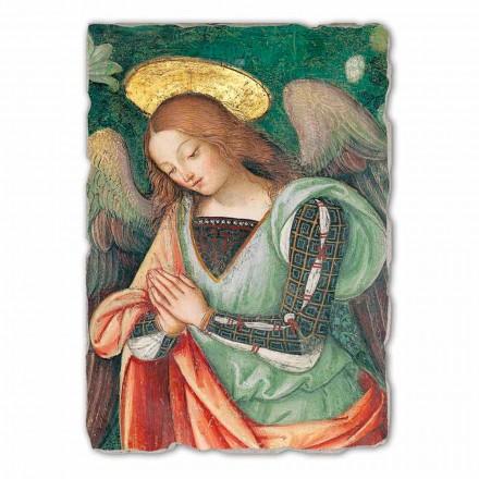 Großes Fresko Pinturicchio die Geburt Jesus Engel Abschnitt