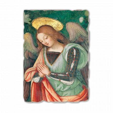 Fresko Pinturicchio die Geburt Christus Engel Abschnitt
