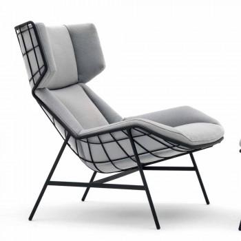 Bergere Gartensessel Varaschin Sommer Set in modernem Design