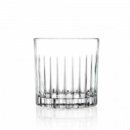 Lowball Tumbler Basso Altmodische Brille für Cockatil 12 Stück - Senzatempo