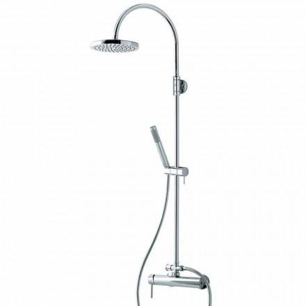 Bossini Duschsäule mit Einhebel-Armatur Oki Column Bossini