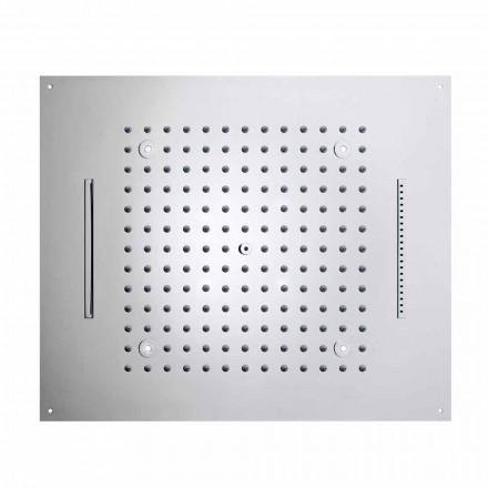3-Strahl Design Duschkopf mit Led Beleuchtung  Bossini Dream