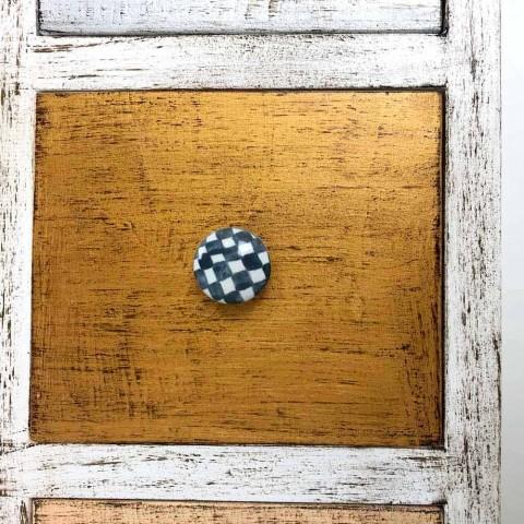 Artisan Kommode aus Massivholz mit 9 Schubladen Made in Italy - Pierrot