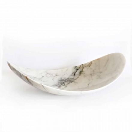 Herzstück im Paonazzo Marmor von Made in Italy Design - Libeccio