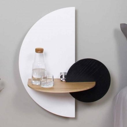 Moderner modularer Nachttisch aus Sperrholz Elegantes und vielseitiges Design - Ramia