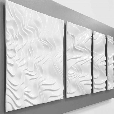 Wandzusammensetzung der Designdekoration in der modernen abstrakten Keramik - Verno
