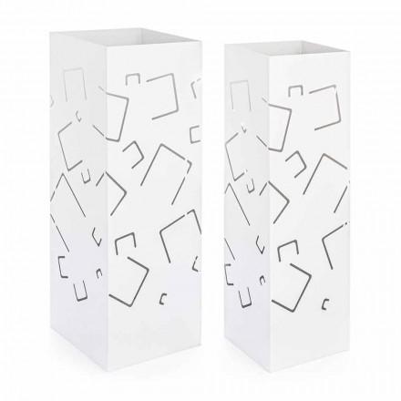 Paar Schirmständer aus modernem Homemotion Painted Steel - Formio