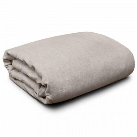Deckbezug aus Leinen für Doppel- Einzel- oder Queen Size Bett - Blessy