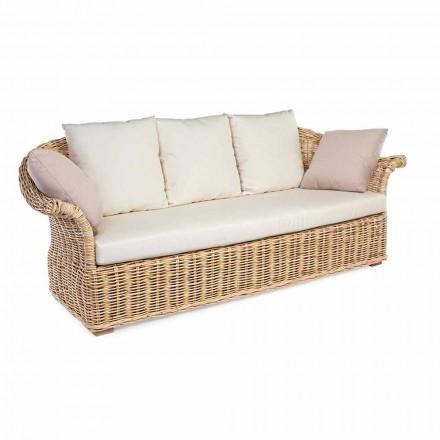 Indoor oder Indoor Outdoor Ethno Style Sofa 2 oder 3 Sitze Homemotion - Fermin