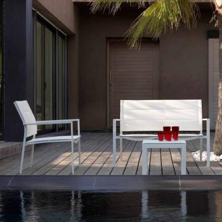 Gartensofa in modernem Design Touch by Talenti