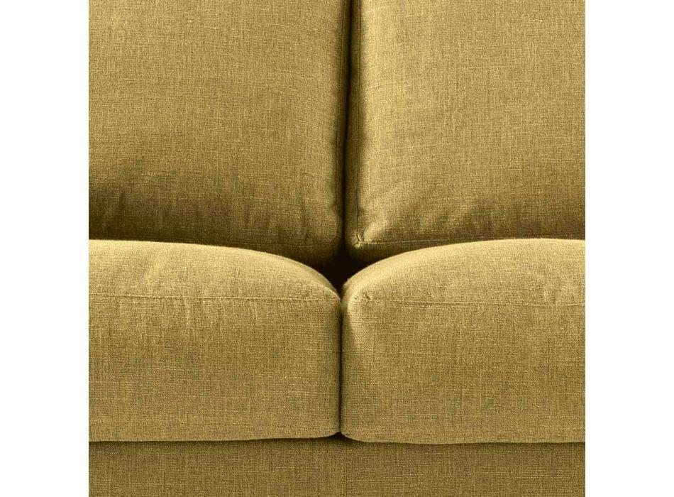 3-Sitzer-Stoffsofa Grilli George aus Italien