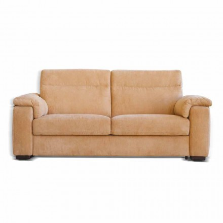 Motorisiertes Zweisitzer-Sofa 1 elektrischer Sitz Lilia, made in Italy