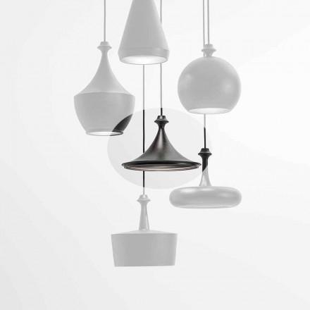 Hängeleuchte LED aus Keramik - Lustrini L1 Aldo Bernardi