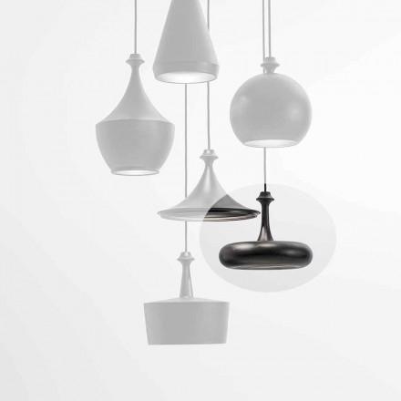 LED Hängeleuchte Made in Italy aus Keramik – Lustrini L4 Aldo Bernardi