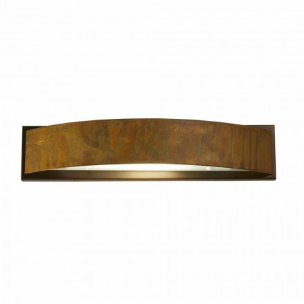 Wandlampe aus Messing und Stahl 49x H 10 xsp.9 cm Blandine