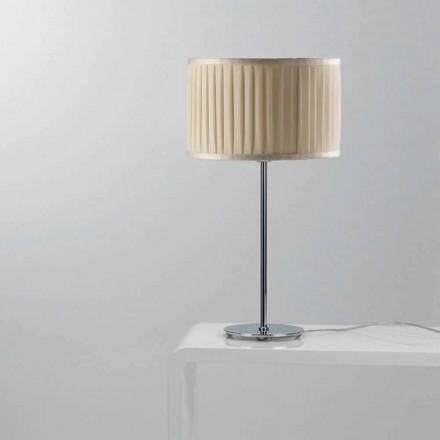 Tischlampe aus Seide in modernem Design Bamboo