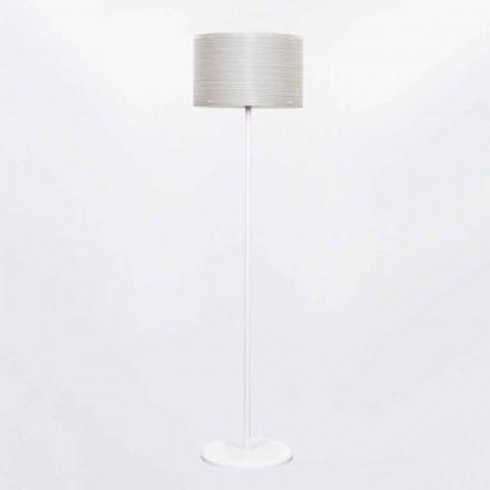 Moderne Design Stehlampe aus Italien Debby, Durchmesser 45 cm