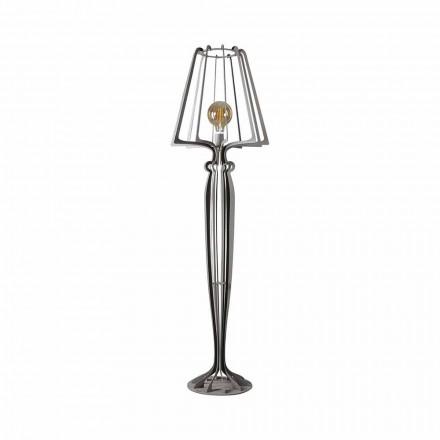 Modernes Design Eisen Stehlampe Made in Italy - Giunone