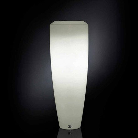 Stehlampe Led aus Ldpe Obice Small in modernem Design