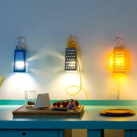 Tischlaprene-Lampe In-es.artdesign Modern Cacio & Pepe