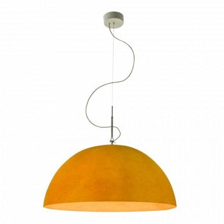 Moderne Lampe In-es.artdesign Mezza Luna Suspensionsnebulit