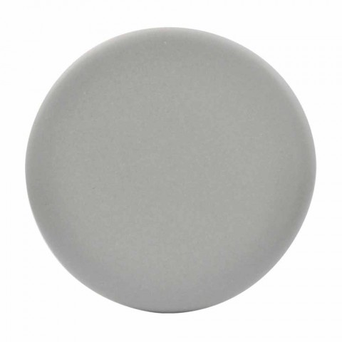 37x37cm Keramikwaschbecken Made in Italy Stern, modernes Design