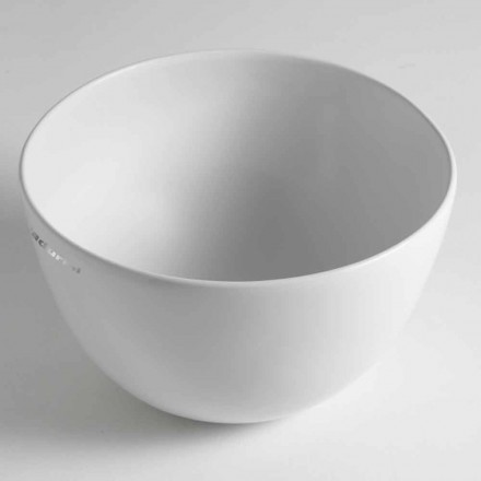 Aufsatzwaschbecken aus Keramik Made in Italy - Doeminico