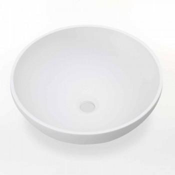 Modernes Design Harz Aufsatzwaschbecken Made in Italy - Cavan