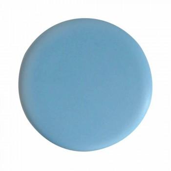 Modernes Design Waschbecken aus Keramik Sun gemacht Italien 65x35 cm