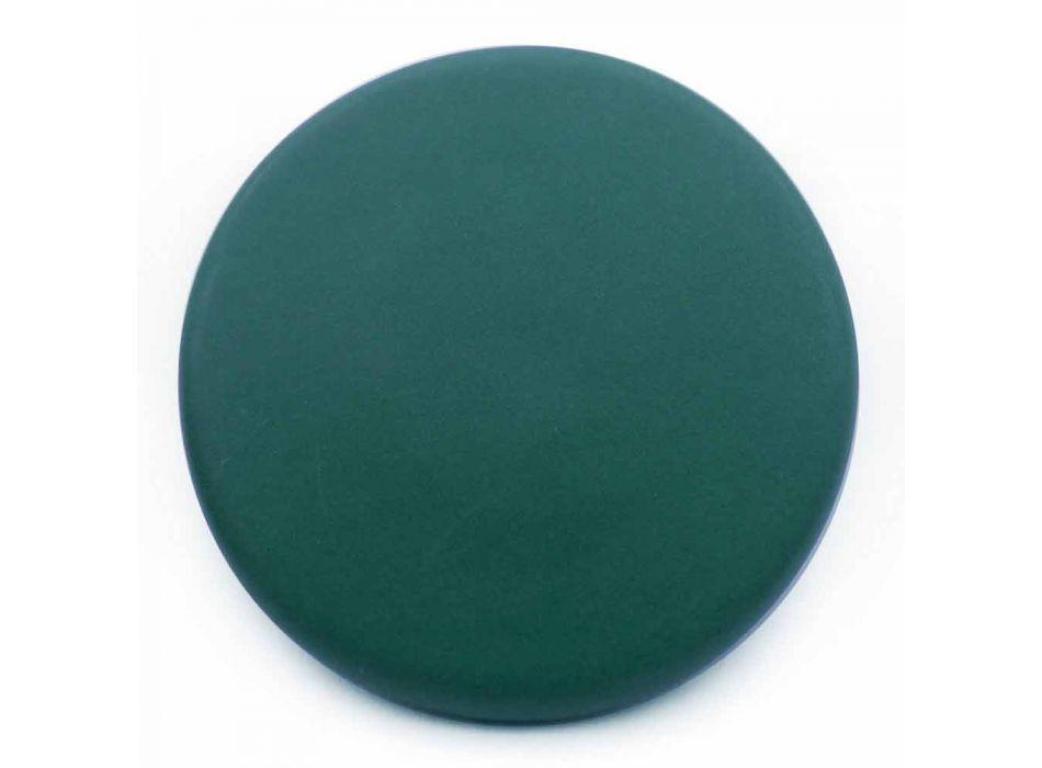 Arbeitsplatte oder Wandwaschbecken in weißer oder farbiger Keramik 2 Größen - Malvina
