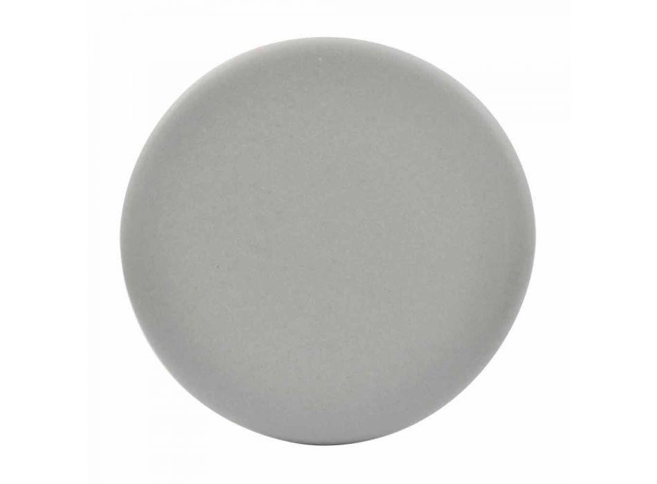 Aufsatzwaschbecken aus Keramik L 80 cm aus Italien, Gaiola