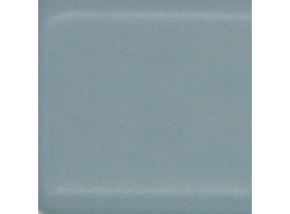 Waschtischwand oder mit Keramiksäule L70cm Made in Italy Avise