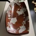Aufsatzwaschbecken, Keramik, gescheckt, made in Italy Laura Design