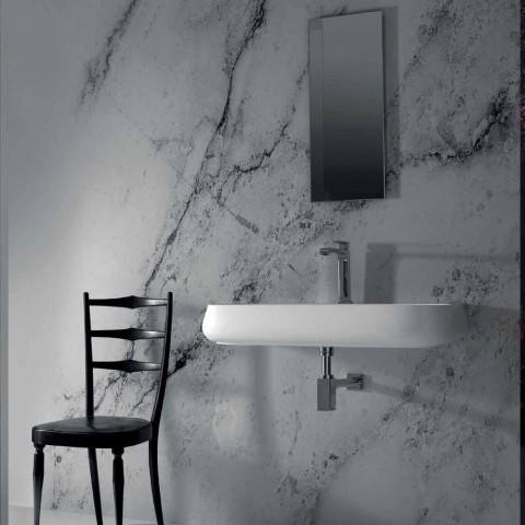 Freistehende oder hängende Keramikspüle L 90 cm in Italien, Gais