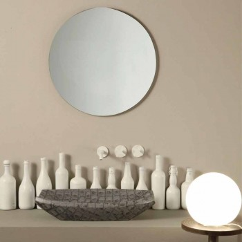 Laura Design Keramik Waschbecken in Italien hergestellt