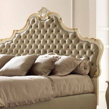 Doppelbett mit Stauraum, klassisches Design, Chantal von Bolzan