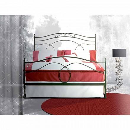 Doppelbett aus Schmiedeeisen Cassiopea