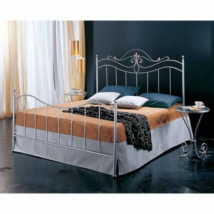 Doppelbett aus Schmiedeeisen  Lira