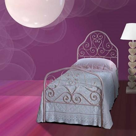 Einzelbetten aus Schmiedeeisen Calla