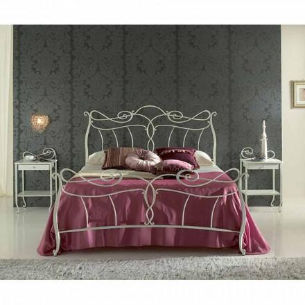 Einzelbett aus Schmiedeeisen Venere