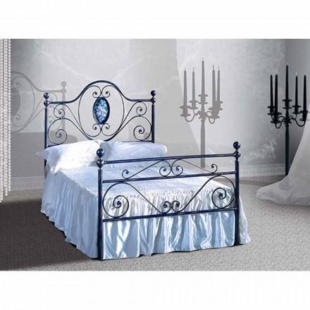 Jugend und Queen Size Betten aus Schmiedeeisen ALTEA